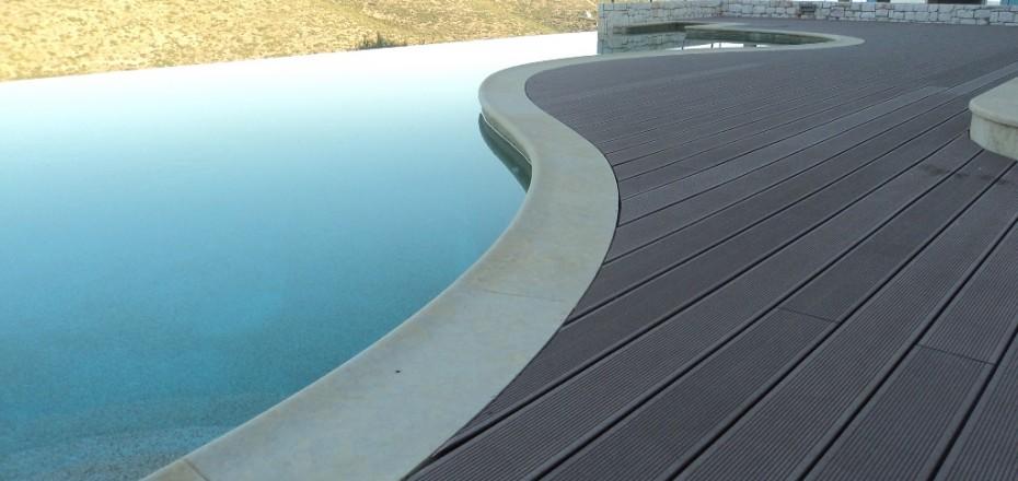 deck wpc rehau treehouse. Black Bedroom Furniture Sets. Home Design Ideas